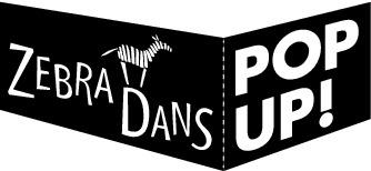 zebra dans popup logo